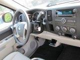 2011 Chevrolet Silverado 1500 LT Regular Cab Controls