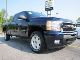 2011 Imperial Blue Metallic Chevrolet Silverado 1500 LT Extended Cab #50231108