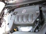 2012 Nissan Altima 2.5 SL 2.5 Liter DOHC 16-Valve CVTCS 4 Cylinder Engine