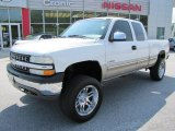 2002 Summit White Chevrolet Silverado 1500 LS Extended Cab #50231121