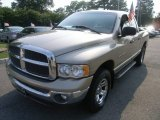 2002 Light Almond Pearl Dodge Ram 1500 SLT Quad Cab 4x4 #50268462