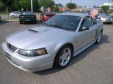 2001 Silver Metallic Ford Mustang GT Coupe #50268465