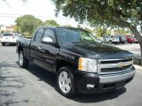 2008 Chevrolet Silverado 1500 LT Extended Cab Front 3/4 View