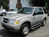 2003 Silver Birch Metallic Ford Explorer Sport XLT 4x4 #50268633