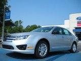 2011 Ingot Silver Metallic Ford Fusion S #50268084