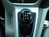 2012 Ford Focus SE 5-Door 5 Speed Manual Transmission