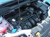 2012 Ford Focus SE 5-Door 2.0 Liter GDI DOHC 16-Valve Ti-VCT 4 Cylinder Engine