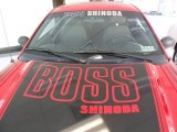 1994 Ford Mustang GT Boss Shinoda Coupe Marks and Logos