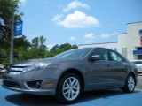 2010 Sterling Grey Metallic Ford Fusion SEL V6 #50268102