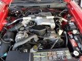 1994 Ford Mustang GT Boss Shinoda Coupe 5.0 Liter EFI OHV 16-Valve V8 Engine