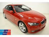 2009 Crimson Red BMW 3 Series 335i Coupe #50268267