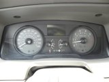 2011 Mercury Grand Marquis LS Ultimate Edition Gauges