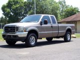 2004 Arizona Beige Metallic Ford F250 Super Duty FX4 SuperCab 4x4 #50268281