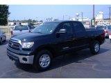 2010 Black Toyota Tundra Double Cab #50329598