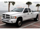 2004 Dodge Ram 3500 Bright White