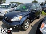 2009 Royal Blue Pearl Honda CR-V LX 4WD #50329341
