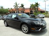 2010 Tuxedo Black Metallic Ford Fusion SEL V6 #50329509