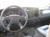 2006 Chevrolet Silverado 1500 LS Crew Cab 4x4 Dashboard