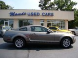 2005 Mineral Grey Metallic Ford Mustang V6 Premium Coupe #50329660