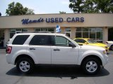 2009 White Suede Ford Escape XLT #50329663