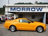 2007 Grabber Orange Ford Mustang GT Premium Coupe #50329519