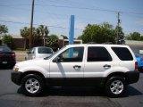 2006 Ford Escape Oxford White