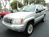 2004 Jeep Grand Cherokee Bright Silver Metallic