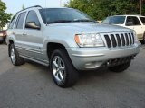 2002 Bright Silver Metallic Jeep Grand Cherokee Overland 4x4 #50329410