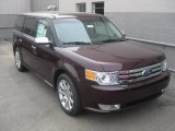 2011 Ford Flex Bordeaux Reserve Red Metallic
