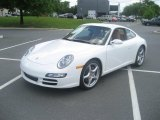 2008 Carrara White Porsche 911 Carrera Coupe #50329881