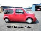 2009 Scarlet Red Nissan Cube 1.8 SL #50330033