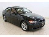 2008 Black Sapphire Metallic BMW 3 Series 328xi Sedan #50329891