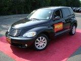 Black Chrysler PT Cruiser in 2007