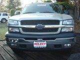 2005 Silver Birch Metallic Chevrolet Silverado 1500 Z71 Extended Cab 4x4 #50380108
