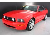 2006 Torch Red Ford Mustang GT Premium Convertible #50379758