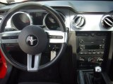 2007 Ford Mustang GT Deluxe Coupe Dashboard