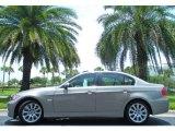 2008 Platinum Bronze Metallic BMW 3 Series 335i Sedan #50380119