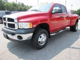 2003 Dodge Ram 3500 ST Quad Cab 4x4 Dually Data, Info and Specs