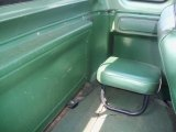 1977 Dodge D Series Truck D100 Club Cab Adventurer Green Interior