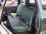 1977 Dodge D Series Truck D100 Club Cab Adventurer Green Interior