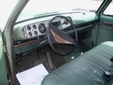 Dodge D Series Truck Interiors