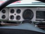 1977 Dodge D Series Truck D100 Club Cab Adventurer Gauges