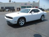 2011 Bright White Dodge Challenger SE #50380533