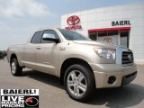 2008 Desert Sand Mica Toyota Tundra Limited Double Cab 4x4 #50379969
