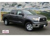2011 Magnetic Gray Metallic Toyota Tundra SR5 CrewMax 4x4 #50379978
