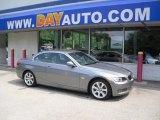 2010 Space Gray Metallic BMW 3 Series 335i Convertible #50380159