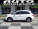 2008 White Diamond Pearl Acura RDX Technology #50380562