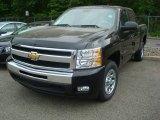 2011 Black Chevrolet Silverado 1500 LT Crew Cab #50380031