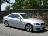 2008 Titanium Silver Metallic BMW 3 Series 335i Coupe #50380184