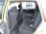 2003 Suzuki Aerio Interiors